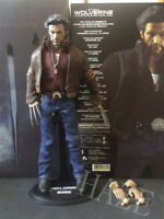 "12"" Wolverine X-Men Origins Marvel Avengers 1/6 Action Figure Hot Toys"