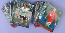 Barclays Authenics Football Cards 2011/2012, Complete Set of 50