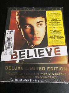 Believe by Justin Bieber (CD, Jun-2012, Def Jam (USA))