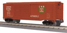 MTH 30-74808, O Gauge, 40' Double Door Box Car - Canadian National