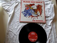 """blood red eagle 12"""" vinyl record isd oi!"""