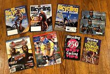 Your Pick Bicycling & VeloNews Magazines Merckx Specialized Schwinn Marin LeMond