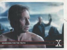"The X-Files Season 10 ""Babylon"" DOUBLE-SIDED Promo Trading Card No.5"