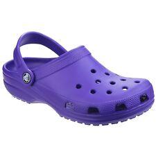 f4278575e9 Crocs Adult Classic Clogs UltraViolet Ultra Violet Purple 8