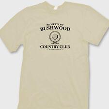 BUSHWOOD Country Club T-shirt Classic Caddyshack Golf Course Tee Shirt