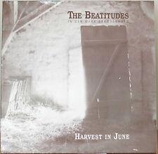 THE BEATITUDES: Harvest In June-NM1990LP GERMAN IMPORT