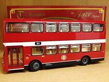 SALE!!! ABC model Alexander Ailsa Volvo Double Decker Bus - London Buses
