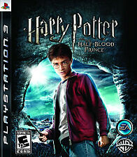 NEW SEALED PS3 Harry Potter and the Half-Blood Prince (Sony PlayStation 3, 2009)