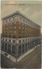 Kentucky Ky Postcard 1911 LOUISVILLE Paul Jones Building