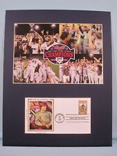 Tri-City Valley Cats - 2010 Champs & First Day Cover