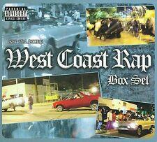 NEW West Coast Rap Boxset (Audio CD)