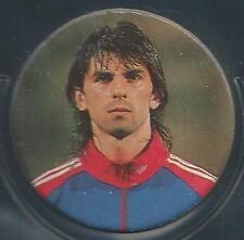 PANINI CAPS 1996-SNICKERS-EURO 96- #77-ROMANIA-LUPESCU
