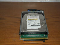 IBM iSeries Server 70GB Hard Disk Drive  39J1469 4327 eServer with Tray 15 KRPM