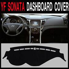 HYUNDAI YF SONATA(i45) Dashboard Cover Mat LH Sun Cover Black Color