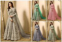 Designer Bollywood party wear Salwar Kameez Indian Anarkali Salwar Suit Dress FM