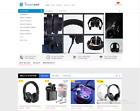 Headphones Store Money Making Drop Shipping / Affiliate Website Free Hosting