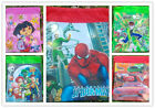Disney Cartoon Backpack Swimming Clothes Environmental Toy Drawstring Bag AUU