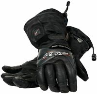 RST Thermotech Battery Heated Waterproof CE Winter Motorcycle Gloves Wireless