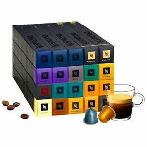 NESPRESSO ORIGINAL ALL FLAVORS  COFFEE CAPSULES - PODS