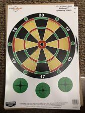 Shotboard Shooting targets 100 pack splattering pre-game target 029057355673