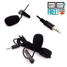 3.5 MM Microfono Stereo Audio Microfono esterno per GoPro Hero 1 2 3 3+ 4 HD IPhone