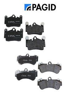 For Porsche Cayenne 2003-2010 Front & Rear Disc Brake Pad Pagid D955P D957P