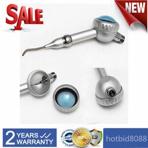 2PCS 2-hole Dental Hygiene Prophy Air Polisher Polishing Jet Sand Gun Handpiece
