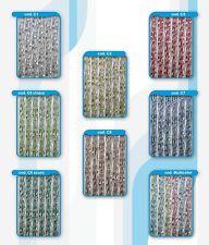 Tenda da Uscio in PVC NEW BRILL su Misura Moschiera Zanzariera vari Colori