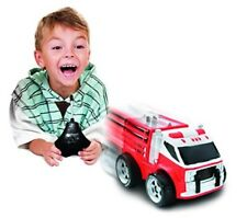 Fire Truck Kid Galaxy Squeezable Remote Control RC Toy Preschool Kids gift