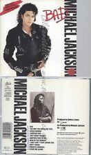 CD--MICHAEL JACKSON -- -- BAD