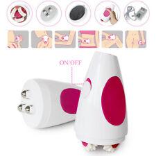 3D Appareil Massage Visage Rouleau Masseur Soin Peau Corps Beauté Anti-cellulite