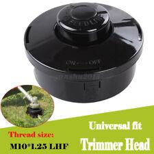 Universal 2 Line Trimmer Head 2.4mm Strimmer Petrol Brush Cutter Bump Feed Spool