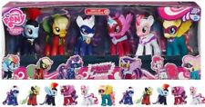 My Little Pony Power Ponies Pack NEW SEALED 6 Full Size ponies