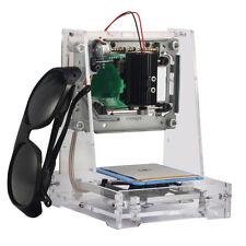 NEJE 250mW Dual USB DIY Micro Laser Engraving Machine Cutting Printer Engraver H