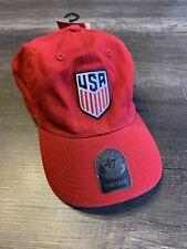 USA Soccer '47 Brand Adult Baseball Hat Adjustable Back OSFM