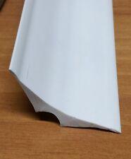 Profilo sguscia in pvc 30x30mm in barre da 2 metri lineari - € 4,10 a barra