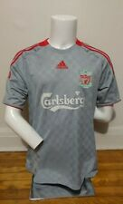 Adidas L 2008-09 Liverpool Away Soccer Football Jersey