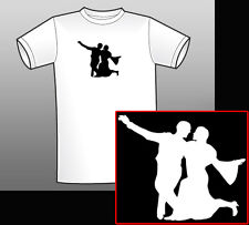 Fred Astaire & Ginger Rogers T-Shirt Top Hat Gay Divorcee Shall We Dance