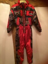 Snow Machine Ski Suit Size 128 Cm  (7-8 Yrs)