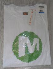 Homme Merrell Bio-Mélange Organic Dot Tee Merrell T-shirt blanc taille XL