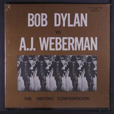 Bob Dylan: Vs A.j. Weberman Lp Sealed rare Rock & Pop