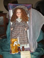 "Ashley Belle ""Tammy"" porcelain doll 25""  *NIB *COA"