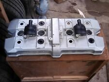 2007 Suzuki Bandit GSF 1250S Cylinder Head Cover Valve Cover & Air Reed Valves.