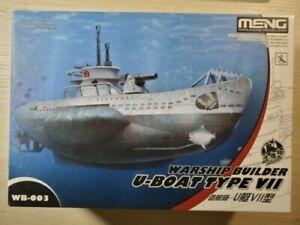 Meng WB-003 GERMAN U-BOAT TYPE 7