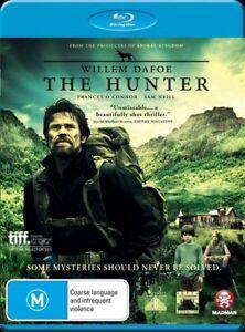 Hunter Blu Ray Willem DaFoe Movie - REGION B AUSTRALIA