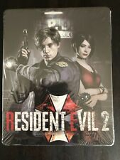 Resident Evil 2 Steelbook - Neu in Folie - Custom