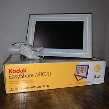 "Kodak EasyShare M1020 10"" Digital Picture Frame - White"