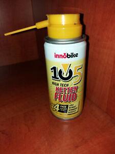 High Tech Kettenfluid 105 Innobike 4-Fach Pfelge Kettenreiniger Dose 100ml Neu