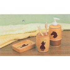 Western Ceramic Bathroom Set
