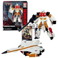 Transformers Generations Combiner Voyager Class Silverbolt NEW! Superion Core!